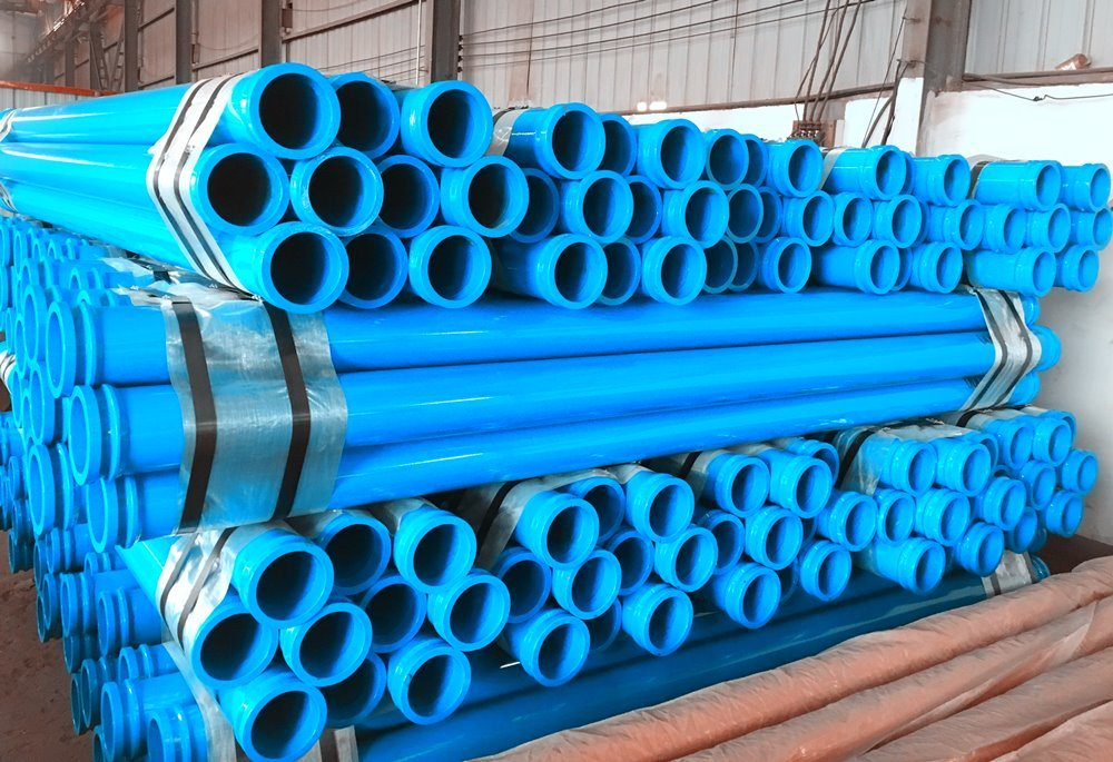Low Price Concrete Conveying Pipe Seamless Concrete Pump Pipe